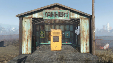 Food Factory L3 - Cannery