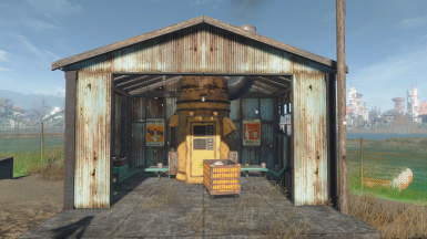 Food Factory L3 - Food Reclamation Facility