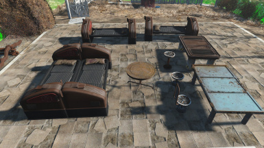New furniture added in 8.0.0
