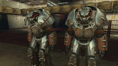 Standalone Brotherhood of Steel X-01 Power Armor Paint