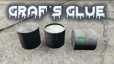 Graf's Glue - More Adhesive Recipes
