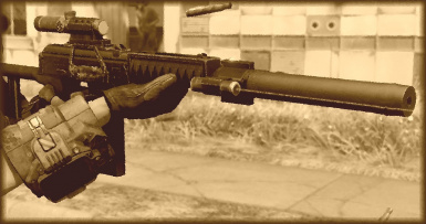 VSV Rifle Replacer
