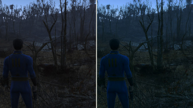 Simple Realistic 3D V1.0 for Fallout 4