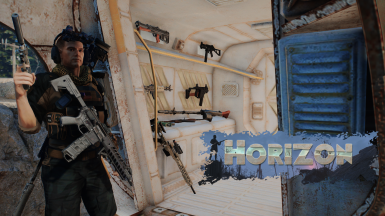 Horizon v1.7 Weapon Patches