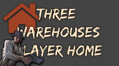 Three Warehouses - Player Home in Goodneighbor