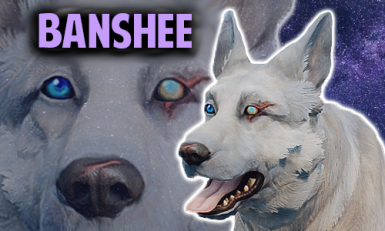 Dogmeat Retextured - Banshee