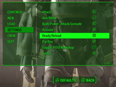 Playstation 4 Buttons (Ps3 and Ps4) at Fallout 4 Nexus - Mods and