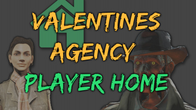 Nick Valentines Agency - Player Home in Diamond City