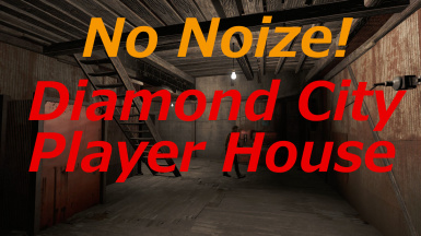 DiamondCity's PlayerHome SoundFix