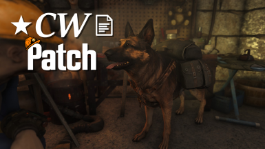 CWplus Dogmeat's Backpack