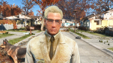 Character Preset - Arcade Gannon (FNV)