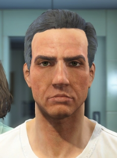 Character Preset - Colonel Autumn (Fo3)