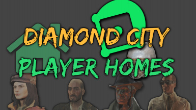 Diamond City - Player Homes