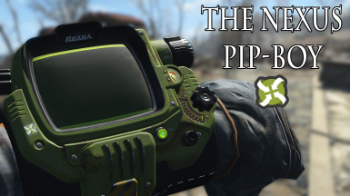 The Nexus Pip-Boy