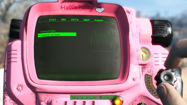 Hello Kitty Pip-boy
