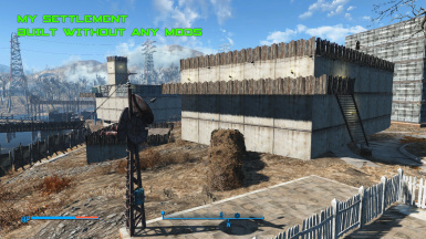 Build unlimited settlement without any mod at Fallout 4 Nexus - Mods