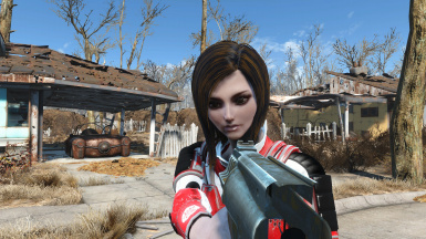 Kroal's Nora preset at Fallout 4 Nexus - Mods and community