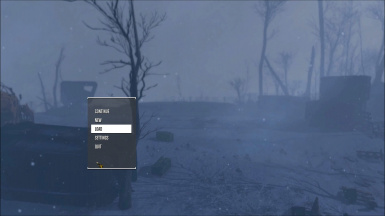 Fallout 4 Nuclear Winter (Mod List)