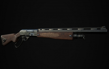 Rem92 Lever Action Shotgun