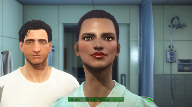 Grace African American Female Character At Fallout 4 Nexus Mods