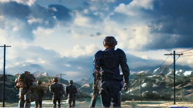 Color Intro for Fallout 4