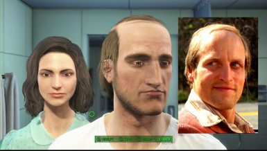 Woody Harrelson savegame