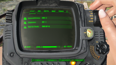 Advanced Needs 2 - Customizable Survival Mode at Fallout 4 Nexus