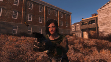 Juli Kidman The Evil Within 2 at Fallout 4 Nexus - Mods and