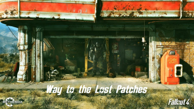 LOST AWKCR VIS-G Patches