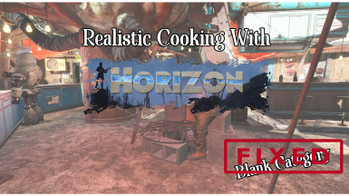 Realistic Cooking with Horizon - Fix