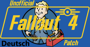 GER -  Unofficial Fallout 4 Patch