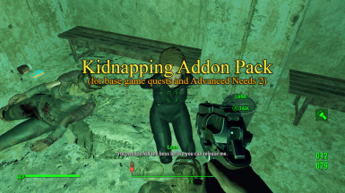 Kidnapping Addon Pack