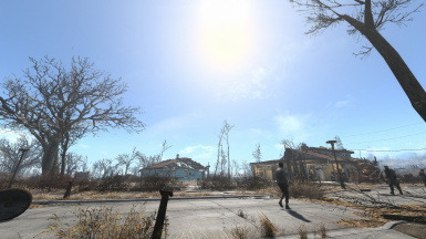 Fallout 4 - with ENB and default MSL