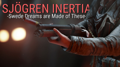 Sjogren Inertia - Swede Dreams are Made of These
