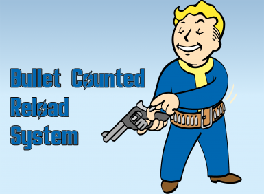 Bullet Counted Reload System (BCR)