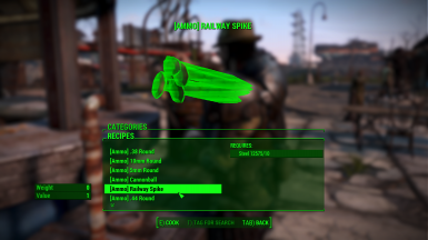 More Ammo Crafting