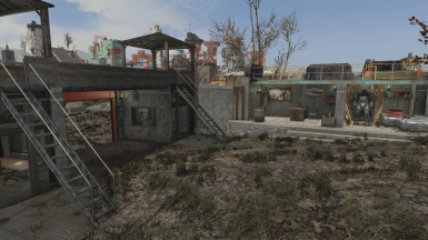 The Castle Minutemen HQ Reborn - Settlement Blueprint