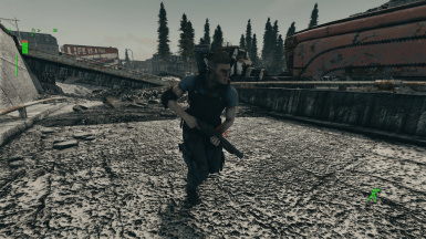 Better 3rd Person Animations