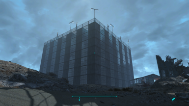 Spectacle Island starter build