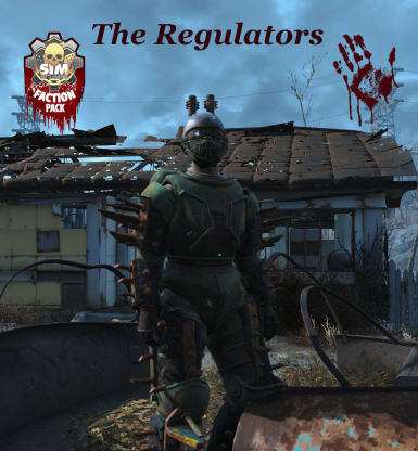 Sim Settlements Conqueror Faction - The Regulators
