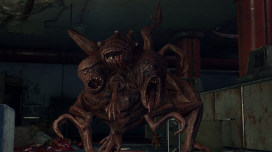 Compatibility patch for Institute Centaurs and Super Mutant Redux german translation