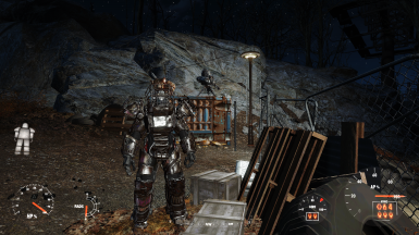 RPA - Well Loved Raider Power Armor