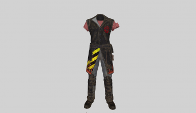 Punk Outfit - A 3 Dog Re-texture