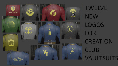 Creation Club's Customizable Vault Suits Expanded