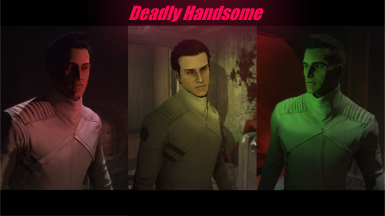 Deadly Handsome - Synth LooksMenu Preset Pack