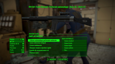 R91 Expansion -FRENCH-