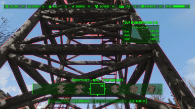 Buildable Fallout 76 Watchtowers -FRENCH-