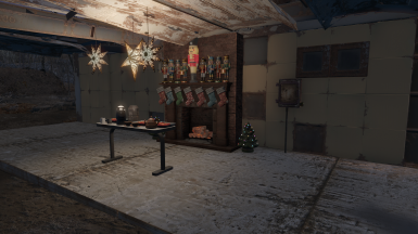 Yuletide - A Mini Sim Settlements Add-on and Conqueror Faction Pack