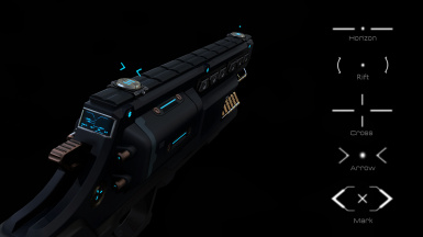 Holosight reticles