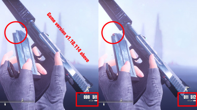 ammo Small details